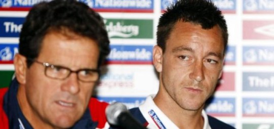 Fabio Capello will decide John Terry's fate later this week