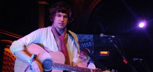 Kooks lead singer Luke Pritchard says he won't be getting back with ex Mischa Barton