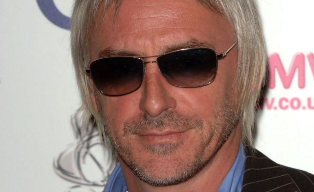 Top gong for Paul Weller