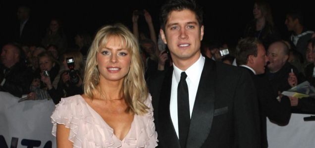 Bombshell: TV couple Tess Daly and Vernon Kay