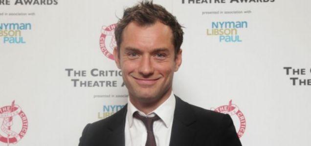 Jude Law to star in new Soderberg film