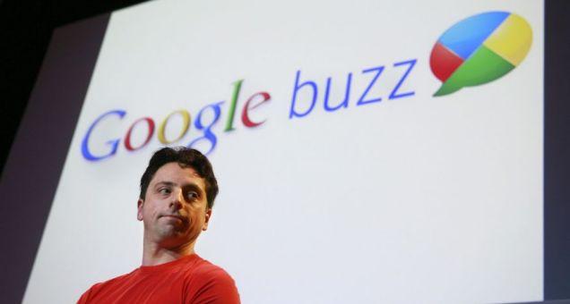 Sergey Brin Google Buzz