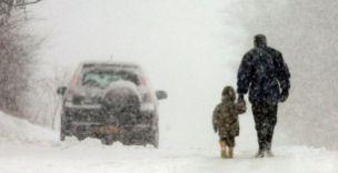 Snow may return to Britain next week