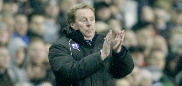 High hopes: Harry Redknapp