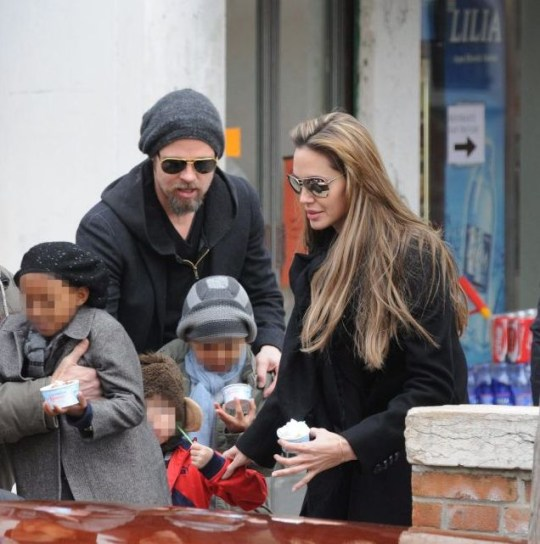 The Jolie/Pitts
