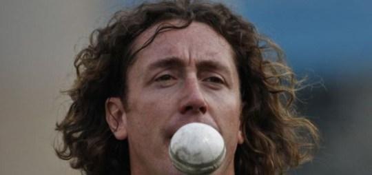 Heading home: Ryan Sidebottom will not play again in Bangladesh