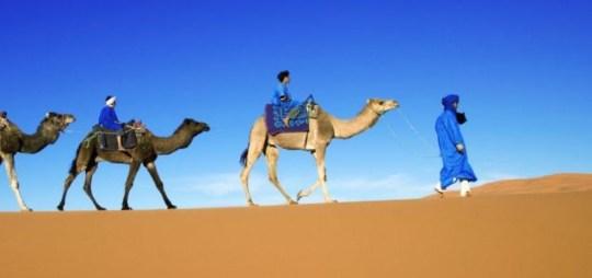 Desert, Tuareg, JMG Le Clezio