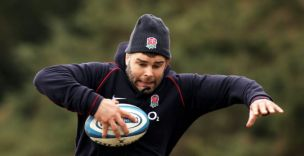 Nick Easter is expecting a blood-and-thunder encounter at Murrayfield