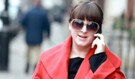 Natalie Cassidy is expecting her first baby with boyfriend Adam Cottrell