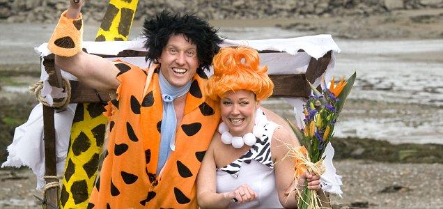 Ed Robinson and Gayle Watson