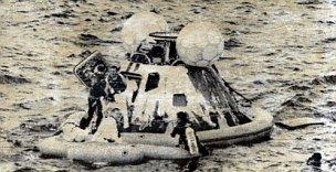 Apollo 13 landing