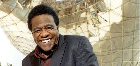 Al Green will be performing at the O2