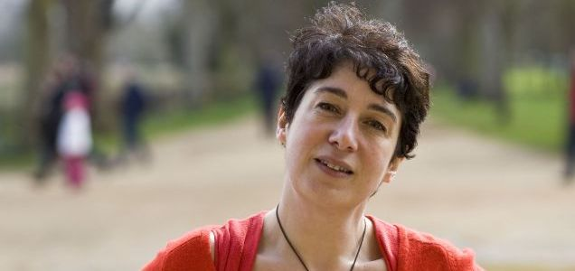 Joanne Harris found fame with Chocolat