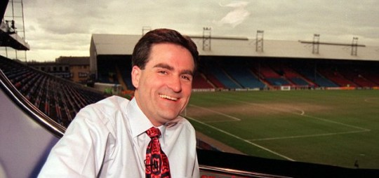 Sky Sports football presenter Richard Keys is no stranger to microphone controversy