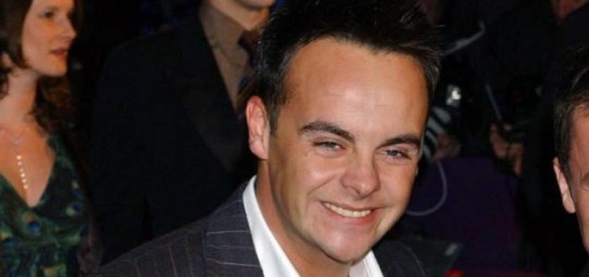 Ant McPartlin received a nasty shock when a dog bit him on the Britain's Got Talent stage