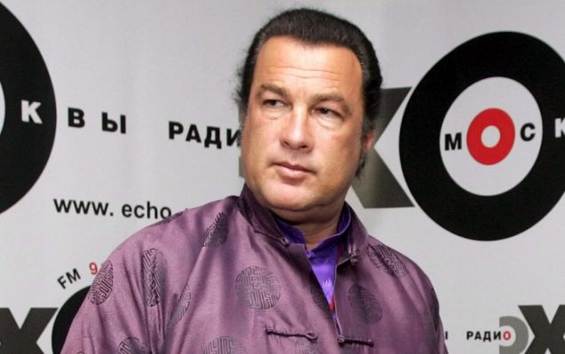 Steven Seagal has been offered a job training Serbia's special police force