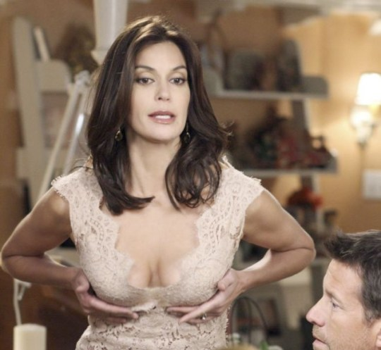 Teri Hatcher Turns Sexy Temptress In Desperate Housewives Metro News