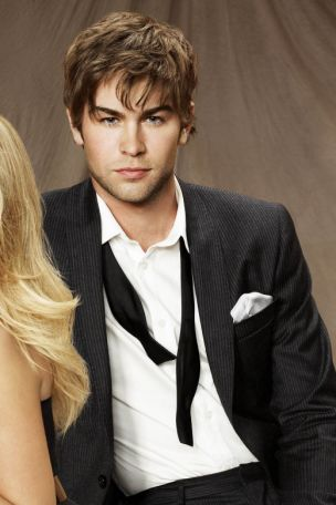 Chace Crawford is on the prowl...