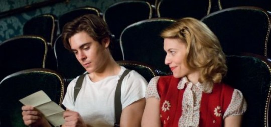 Me And Orson Welles stars Zac Efron and Claire Danes