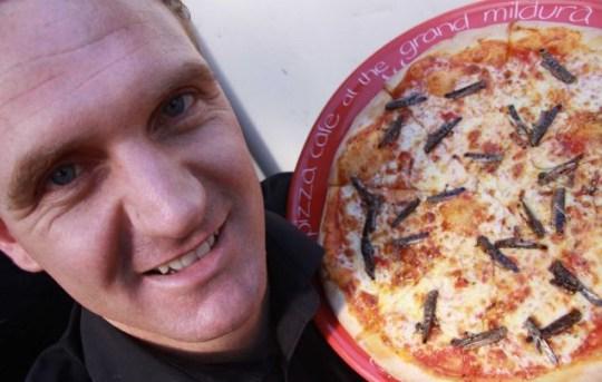 locust pizzas