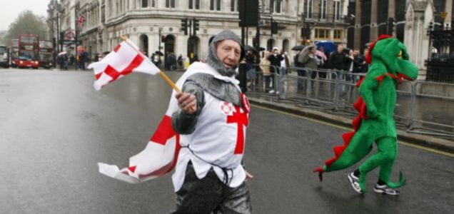 St George's Day facts