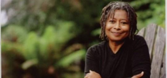 Alice Walker is in London for the Happy Soul Festival