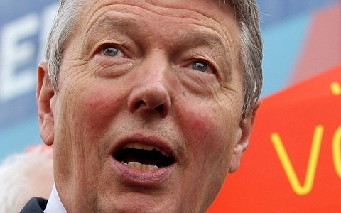 Alan Johnson is Labour new EU guy, but remember when his job was PENIS?