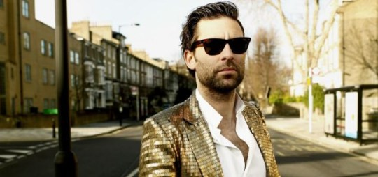 Jamie Lidell provides infectious Blues rhythms