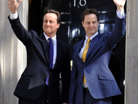 Cameron vs Clegg: Who's better looking?
