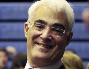 Alistair Darling is ready to take a back seat Pic: PA