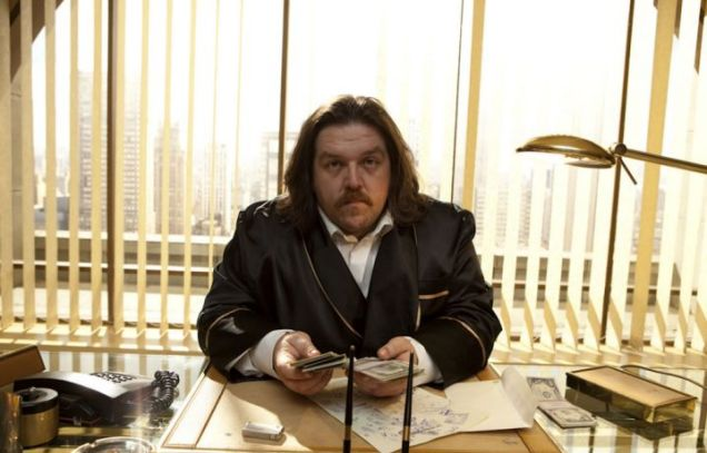 Nick Frost as John Self
