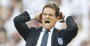 Fabio Capello faces a tough decision over his final England World Cup squad