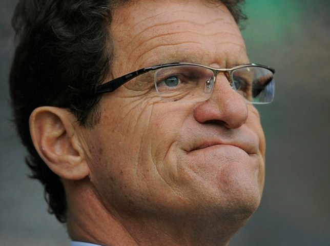 GRAZ, AUSTRIA - MAY 30: England manager Fabio Capello looks on during the International Friendly match between Japan and England at the UPC-Arena on May 30, 2010 in Graz, Austria. (Photo by Michael Regan/Getty Images)