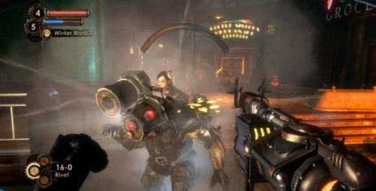 Will multi-genre games like BioShock prove to be the future of video games?