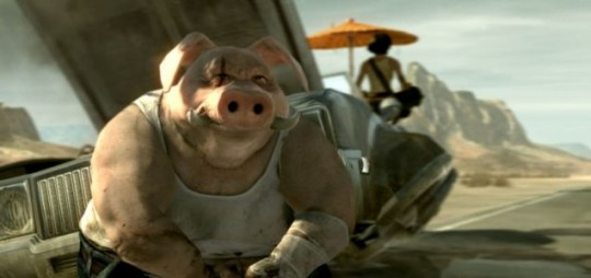 Beyond Good & Evil 2 - not the last we'll see of it?