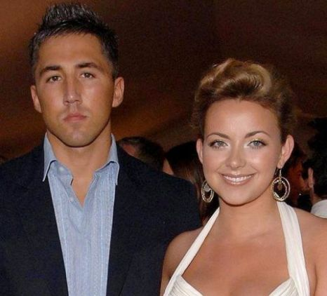 Charlotte Church got visit from Gavin Henson's parents at the weekend