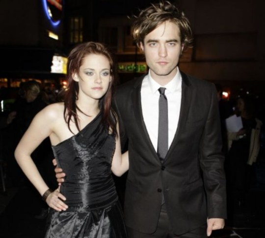 Robert Pattinson and rumoured girlfriend Kristen Stewart will not be at the UK premiere of The Twilight Saga : Eclipse