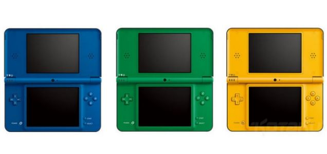 Nintendo DSi XL - no longer oldie only?