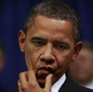 Fighting talk: Barack Obama