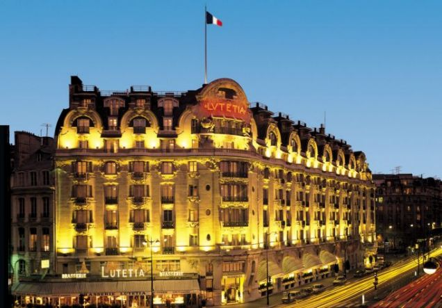 The Hotel Lutetia: Celebrating its centenary in style