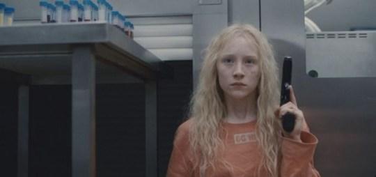Saoirse Ronan, Hanna, Cate Blanchett, Olivia Williams, Tom Hollander