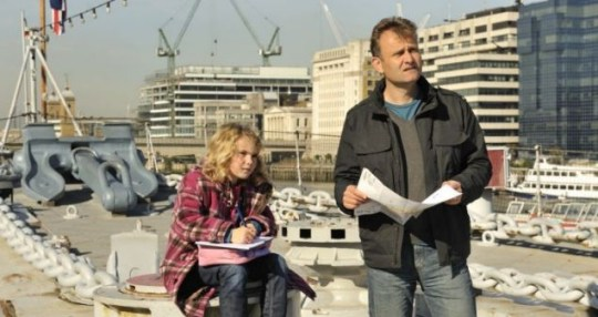 Outnumbered BBC series three in London