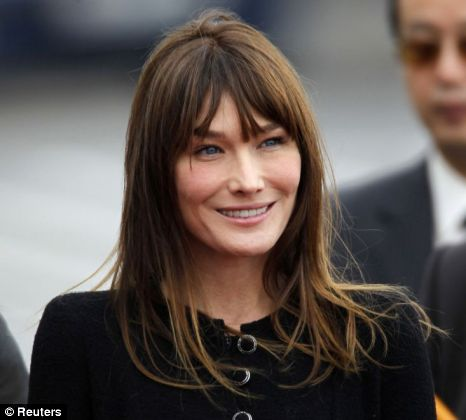 Carla Bruni Sarkozy Pulls Out Of Cannes Amid Twins Rumours Metro News