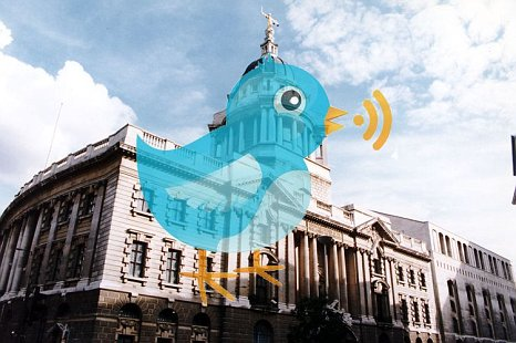 Twitter Old Bailey