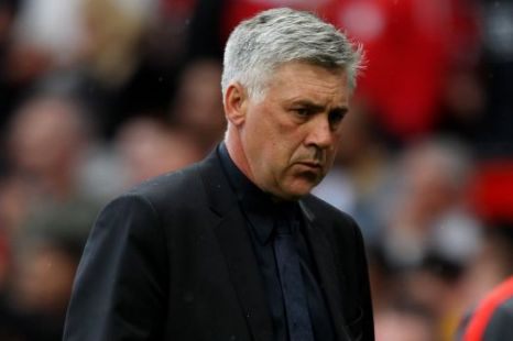 Chelsea manager Carlo Ancelotti could be replaced by Zola