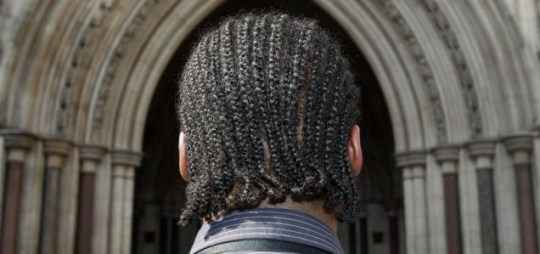 Boy G school hair ban