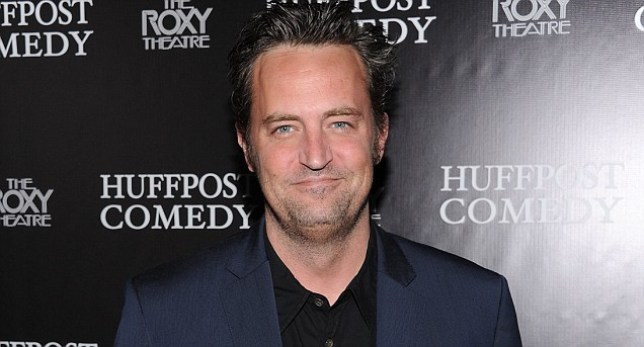 WEST HOLLYWOOD, CA - FILE: Actor Matthew Perry arrives at the Arianna Huffington & The Huffington Post presents Bill Maher and The Best of Huffpost Comedy event at The Roxy Theater on February 23, 2011 in West Hollywood, California. Matthew Perry stated he will return to a treatement facility. (Photo by Angela Weiss/Getty Images)