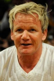 Gordon Ramsay Gordon's Great Escape episode where he eats a snake's heart attacked by animal rights campaigners