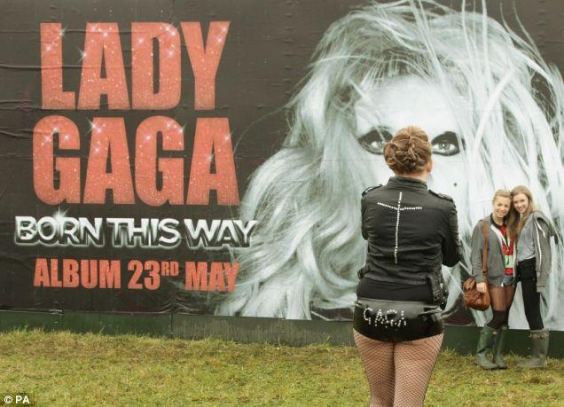 Lady Gaga born ths way