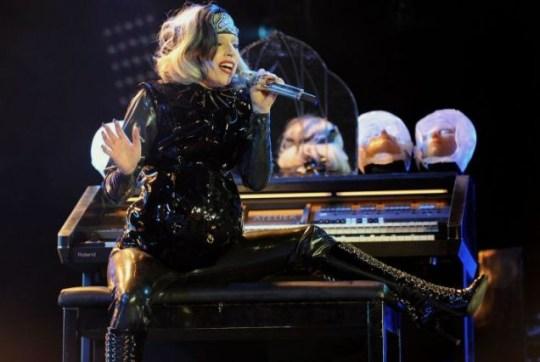 Lady Gaga Radio 1 Big Weekend